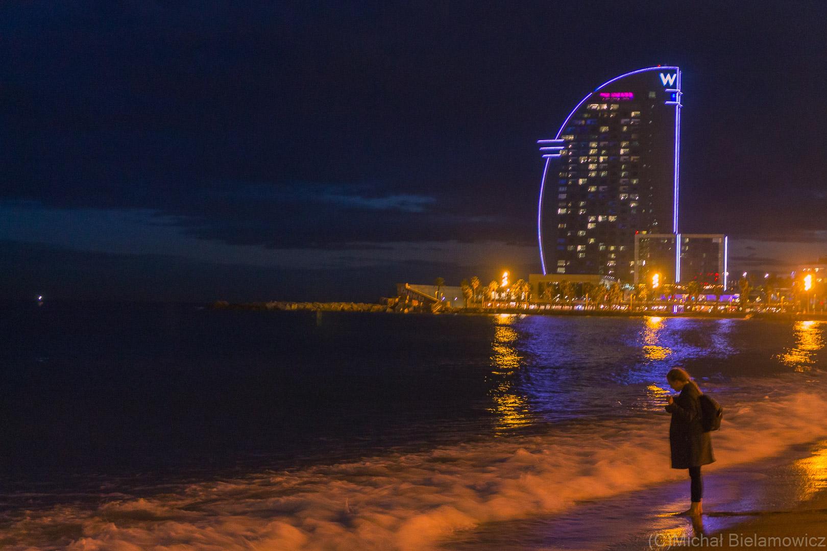 Plaża - Platja de la Nova Icària