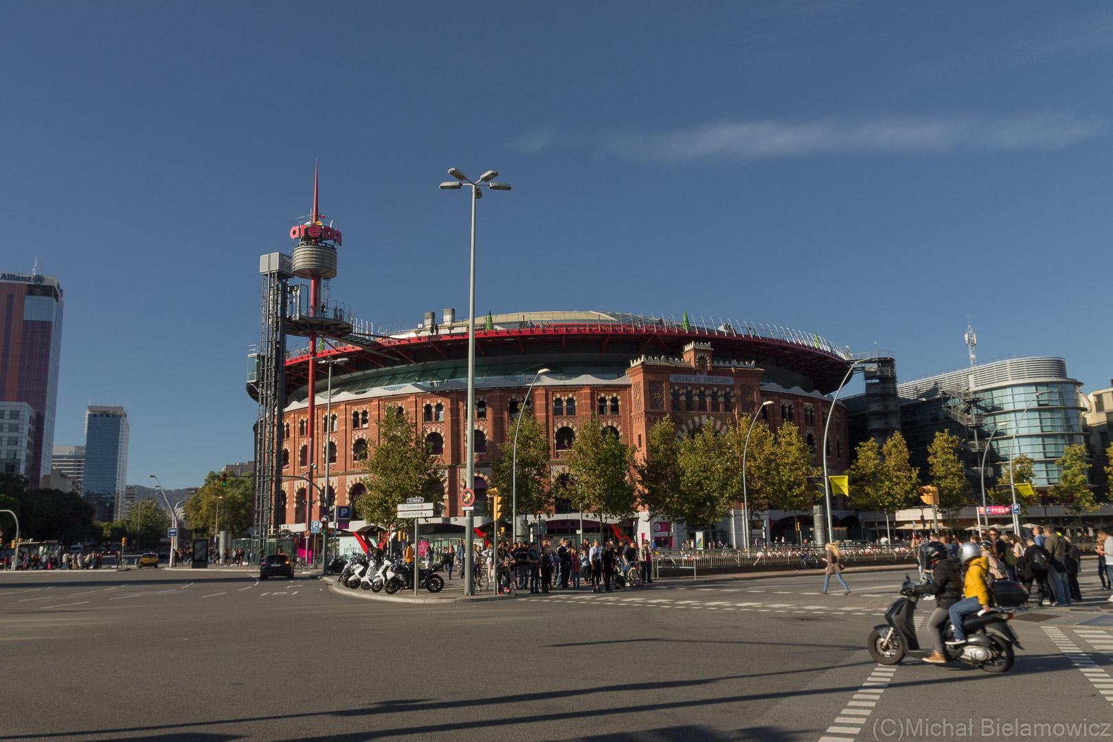 Arena - Arenas de Barcelona