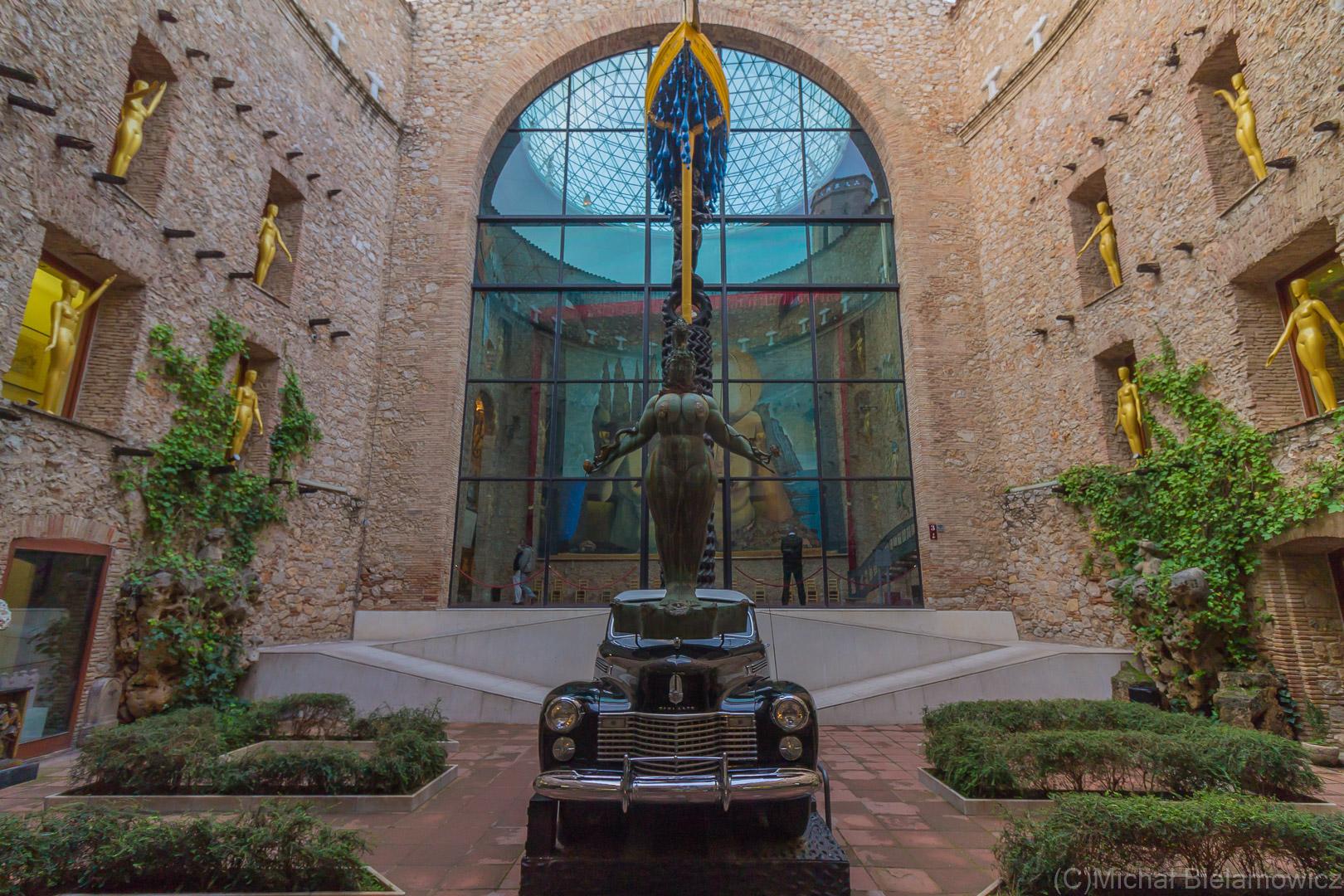 Muzeum Salvadora Dali - Teatro-Museu Dalí de Figueres